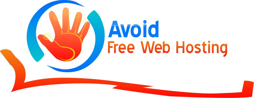 Avoid Free Webhosting