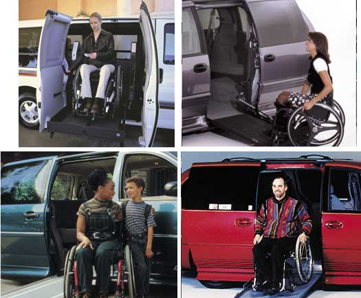 Technology That Help Disabled Drivers