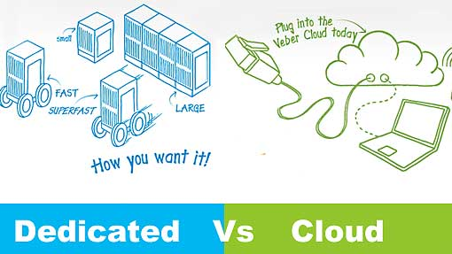 Dedicated Servers VS Cloud