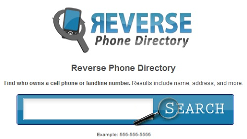 Reverse Phone Search Services