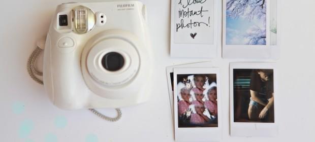 Instax-camera